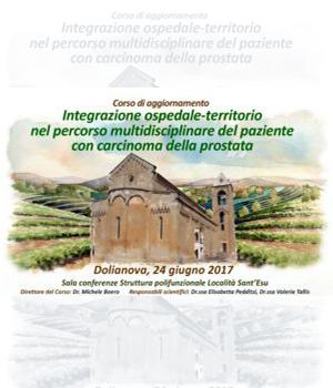 """""""Integrazione ospedale territorio nel percorso multidisciplinare del paziente con carcinoma della prostata"""""""